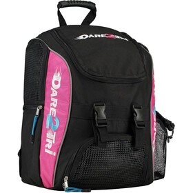Dare2Tri Transition Zaino 23L, black-pink